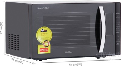 Onida-MO23CWS11S-Convection-Microwave-Oven