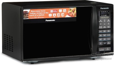Panasonic NN-CT353BFDG 23 Lts Convection Microwave Oven Black