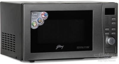 Godrej GMX 20CA6PLZ 20L Convection Microwave Oven Image