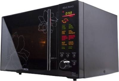 Onida MO28BJS17B 28 L Convection Microwave Oven (Black_Beauty)