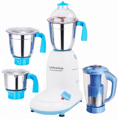 Celebration MG16-74 4 Jar 750W Mixer Grinder
