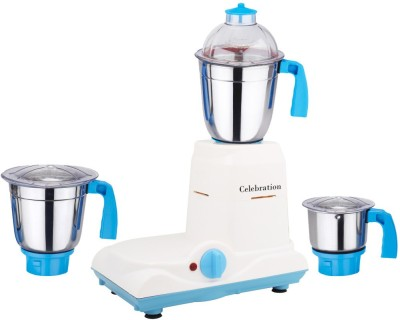 Celebration MG16-109 3 Jar 1000W Mixer Grinder