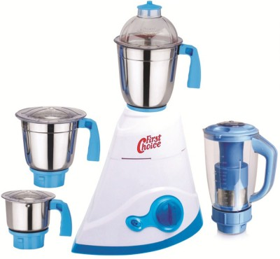 Firstchoice FC MG16 78 750 W Mixer Grinder White, 4 Jars