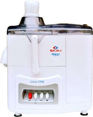 BAJAJ Majesty One 500 W Juicer (1 Jar, White)