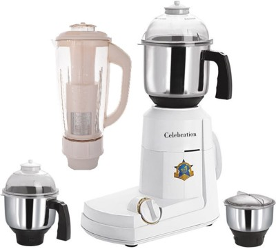 Celebration MG16-29 4 Jars 600W Mixer Grinder