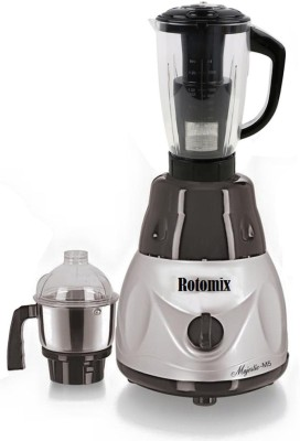 Rotomix New_MGJ 702 Latest Jar attachments of chutney   juicer jarType 158 600 W Juicer Mixer Grinder Multicolor, 2 Jars