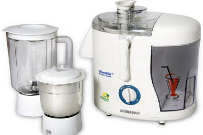 Silverline-600W-Juicer-Mixer-Grinder-(2-Jars)