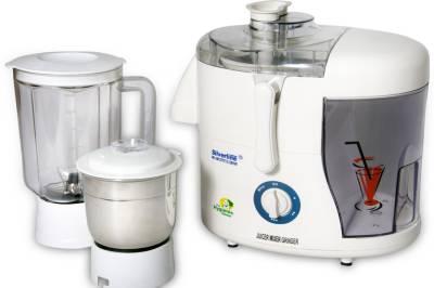 Silverline 600W Juicer Mixer Grinder (2 Jars) Image