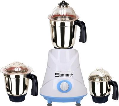 Sunmeet SM-MG16-113 3 Jars 1000W Mixer Grinder