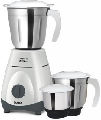 Inalsa-Compact-LX-550W-Mixer-Grinder