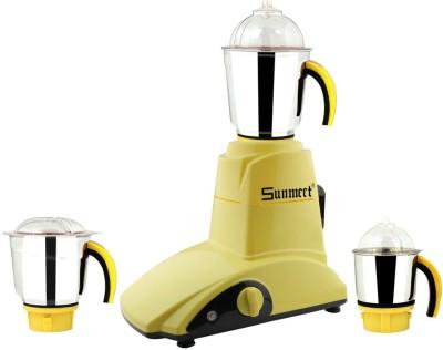 Sunmeet MG16-396 3 Jars 750W Mixer Grinder