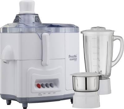 Preethi Essence Plus CJ-102 600W Juicer Mixer Grinder Image