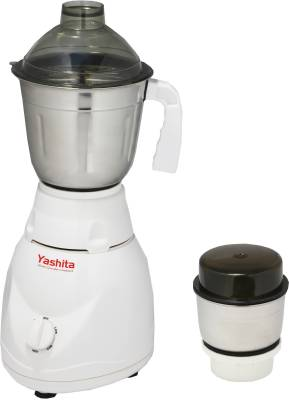 Yashita Compact-II 400W Mixer Grinder (2 Jars) Image