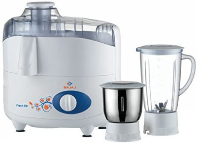 Bajaj Majesty Fresh Sip 450W Juicer Mixer Grinder