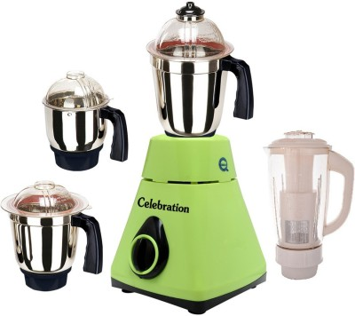 Celebration MG16-164 4 Jars 600W Mixer Grinder