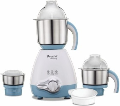 Havells GENIE 500 W Mixer Grinder(Green, 3 Jars)
