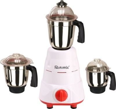 Rotomix RTM-MG16-18 3 Jar 600W Mixer Grinder