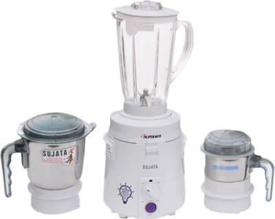 Sujata Supermix 900W Mixer Grinder (3 Jars) Image