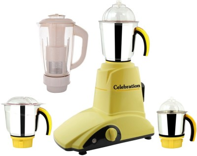 Celebration MG16-143 4 Jars 600W Mixer Grinder