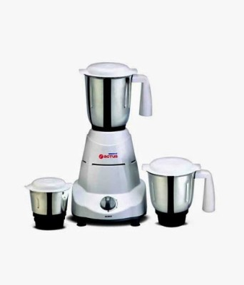 Orient Electric MG-5001G 500 W Mixer Grinder(White, 3 Jars)