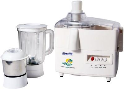 Silverline-Kitchen-Master-500W-Juicer-Mixer-Grinder-(2-Jars)