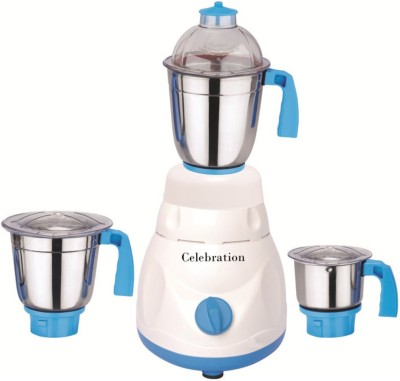 Celebration MG16-37 3 Jars 600W Mixer Grinder