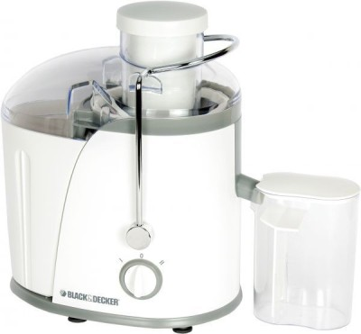 Black & Decker JE 400 400W Juice Extractor