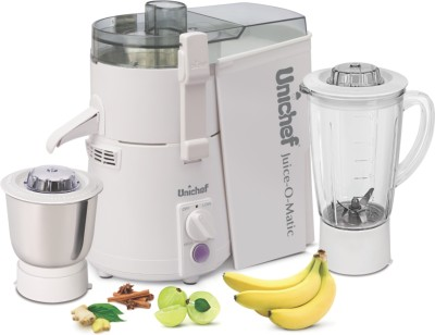 Unichef-Juice-O-Matic-Plus-835W-Juicer-Mixer-Grinder