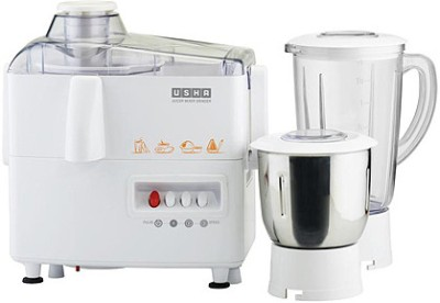 Usha JMG3345 450 W Juicer Mixer Grinder