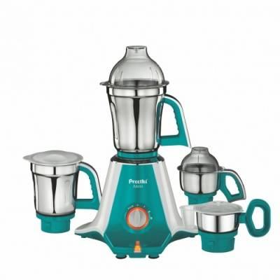 Preethi Aries 750W Mixer Grinder (4 Jars) Image