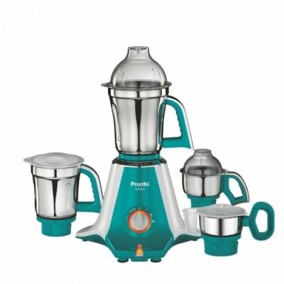 Preethi Aries 750W Mixer Grinder (4 Jars)