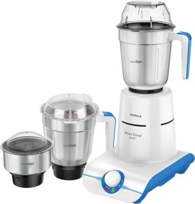Havells Maxx Grind 500W Mixer Grinder (3 Jars)