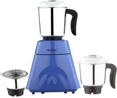 Butterfly Grand MG 500 W Mixer Grinder(Blue, 3 Jars)  available at flipkart for Rs.1999