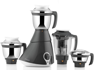 Butterfly Matchless 110 V 750 W Mixer Grinder(Grey, 4 Jars)