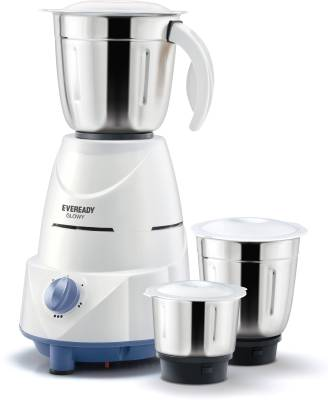 Eveready-Glowy-500W-Mixer-Grinder-(3-Jars)