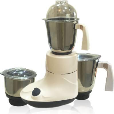 Pigeon-Ivory-550W-Mixer-Grinder-(3-Jars)