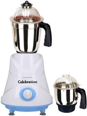 Celebration MG16-496 2 Jars 600W Mixer Grinder