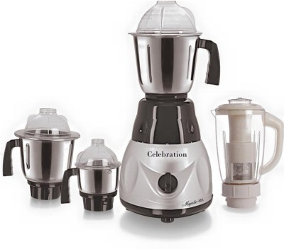 Celebration MG16-129 4 Jar 1000W Mixer Grinder