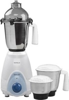 Havells-Sprint-550-600W-Mixer-Grinder