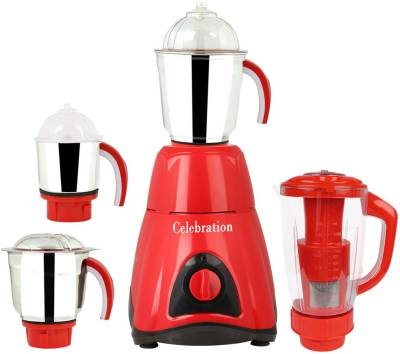 Celebration-MG16-637-4-Jars-750-W-Juicer-Mixer-Grinder