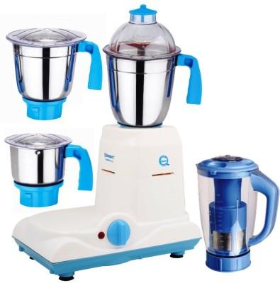 Sunmeet SM 1000 Baba 1000 W Mixer Grinder(White, 4 Jars)