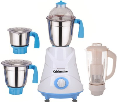 Celebration MG16-24 4 Jar 600W Mixer Grinder