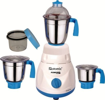 Rotomix PowerPlus 3 Jar 750W Mixer Grinder