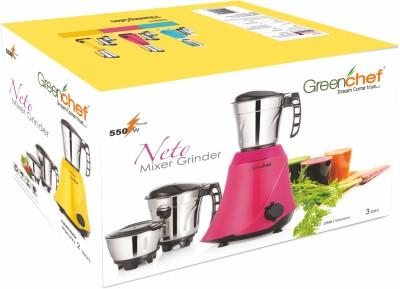 Greenchef-NETO-YELLOW-550-W-Mixer-Grinder