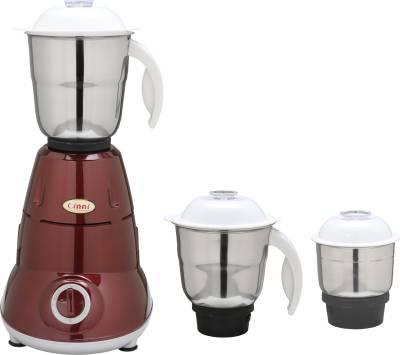 Cinni-Duosta-550W-Mixer-Grinder-(3-Jars)
