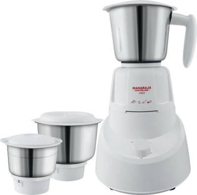 Maharaja Whiteline Neo (MX-147) 500 W Mixer Grinder Just ₹1,299