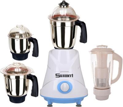 Sunmeet SM-MG16-67 Juicer Mixer Grinder (4 Jars)