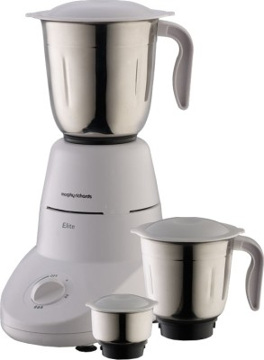 Morphy Richards Elite Essentials 500W Juicer Mixer Grinder