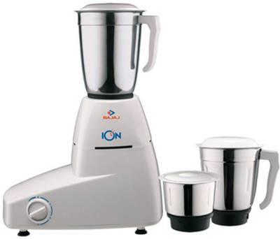 Bajaj-Ion-3-Jar-500W-Mixer-Grinder