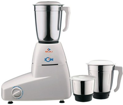 Bajaj Ion 3 Jar 500W Mixer Grinder